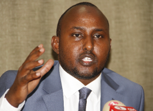 DEATH THREAT on Raila's man Suna East MP Junet Mohamed SHOCKS supporters
