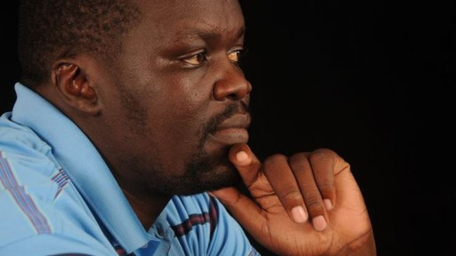 Blogger Robert Alai humiliated for allowing Sudanese man chew his wife