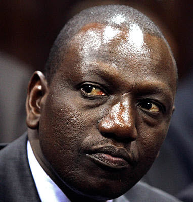 DISRESPECTIFUL William Ruto hasn't PRIVATELY met Retired President Moi in a decade!