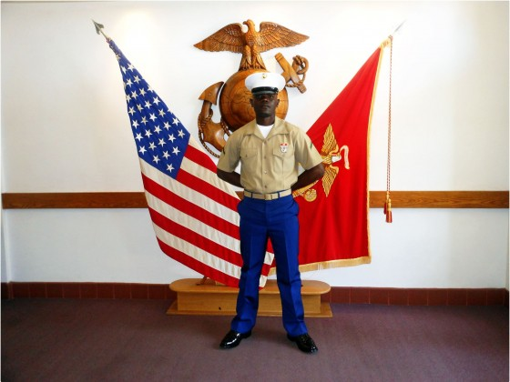 Luo US Marine who died in Nairobi flown back to USA
